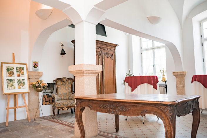 Standesamt im Schloss Niederweis